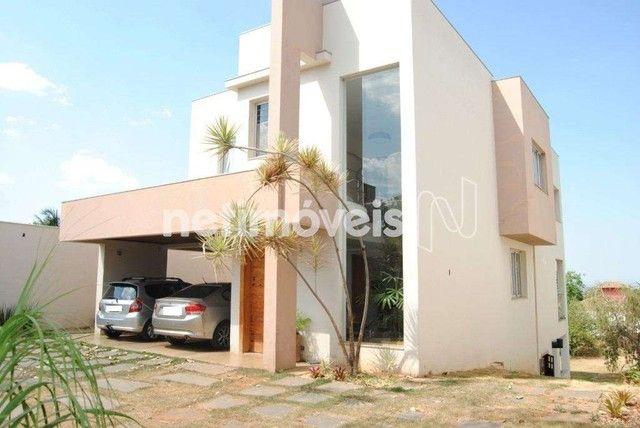 Casa à venda com 5 dormitórios em Trevo, Belo horizonte cod:806437
