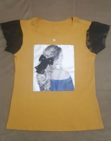 Blusinhas femininas / calça  - Foto 3