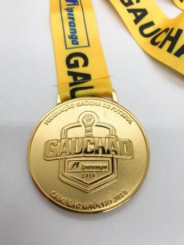 Medalha Campeonato Gaúcho de Futebol  - Foto 6
