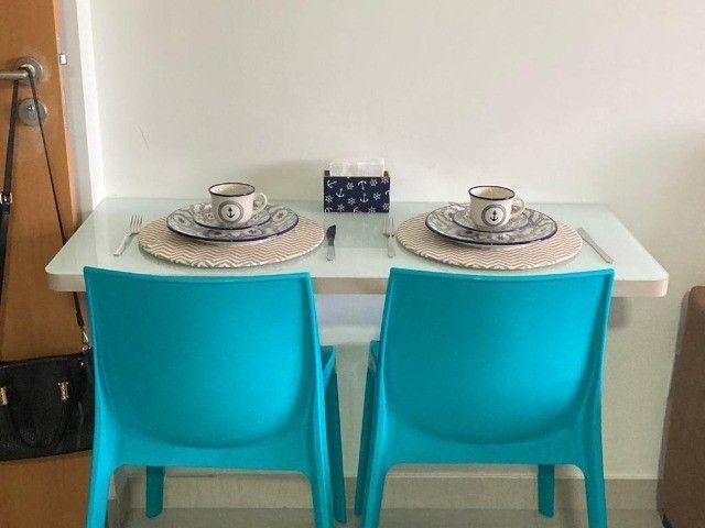 JAL * Cupe Beach Living 2 quartos mobiliado frente Piscina - Foto 10