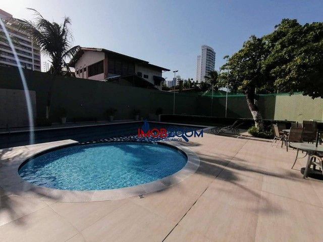 Apartamento com 3 dormitórios à venda, 76 m² por R$ 739.559 - Luciano Cavalcante - Fortale - Foto 18