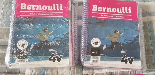 Livros Bernoulli Pré-vestibular Completos Lacrados. - Foto 2