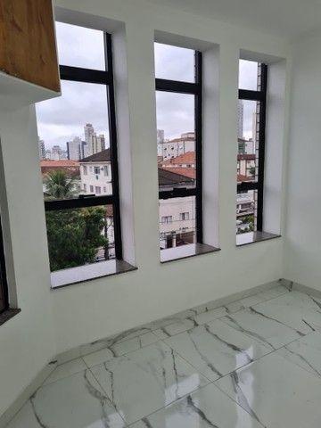 Sala para alugar, 45 m² por R$ 2.500,00/mês - Embaré - Santos/SP - Foto 4
