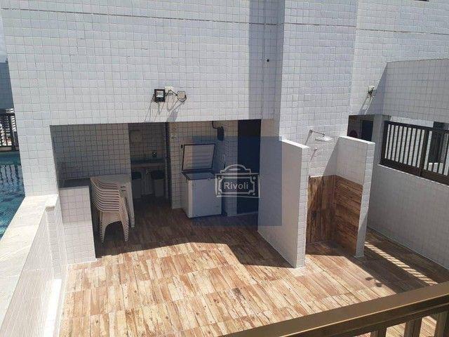Apartamento com 1 dormitório para alugar, 40 m² por R$ 2.000/mês - Boa Viagem - Recife/PE - Foto 5