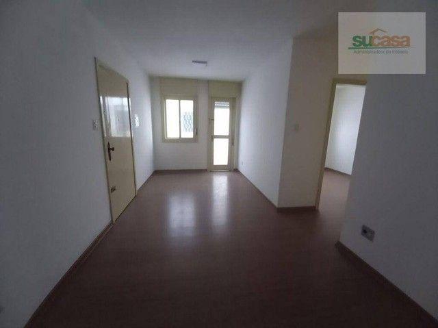 Apartamento com 2 dormitórios para alugar, 85 m² por R$ 800/mês - Rua Andrade Neves- Centr - Foto 5