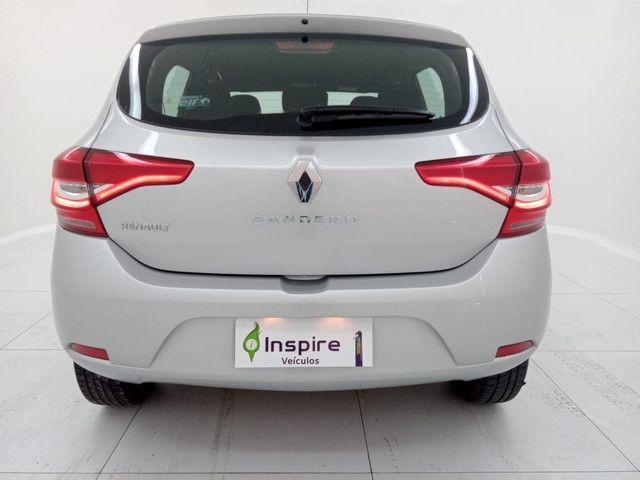 Renault Sandero 2020 Completo Flex - Foto 4