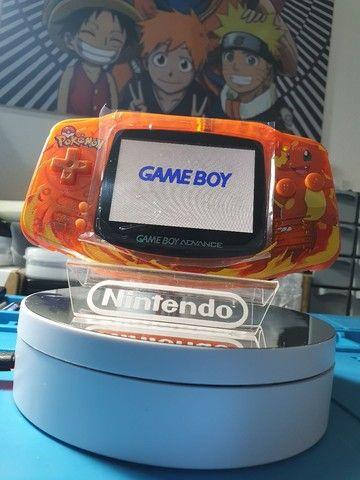 - Game Boy Advance Original Charmander Flamethrower Ips