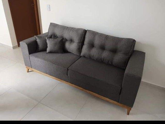 Super promoção de sofa retro - Foto 6