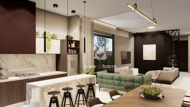 Campo Grande - Casa de Condomínio - Jardim novos estados - Foto 4