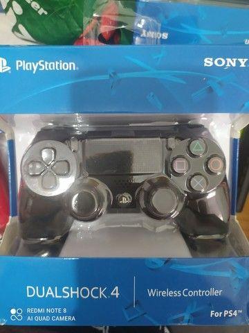 Controle PS4 dualshock 4 - Foto 5