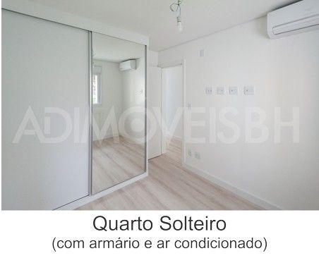 Apartamento à venda, 3 quartos, 1 suíte, 3 vagas, Sion - Belo Horizonte/MG - Foto 5