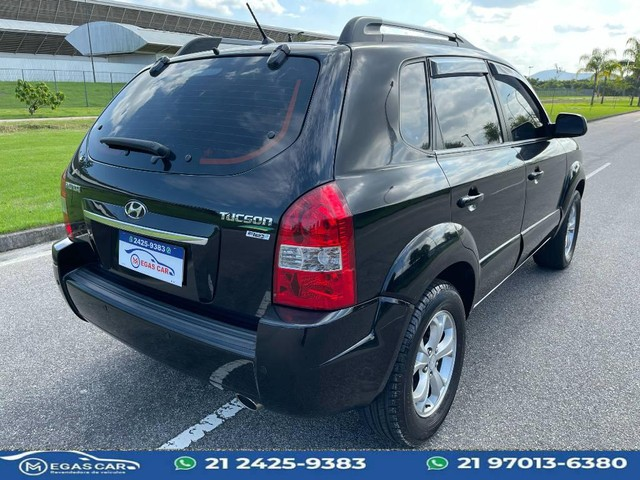 Hyundai Tucson GLS Automatica com GNV - Foto 5