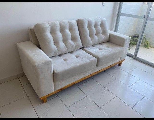 Super promoção de sofa retro - Foto 3