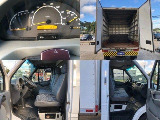 Sprinter  Bau alto e longo pronta pro trabalho entrada R$ 4990,00 + 48 X via financeira  - Foto 16