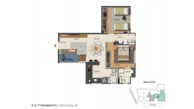 Apartamento à venda, 2 quartos, 2 vagas, Anchieta - Belo Horizonte/MG - Foto 11