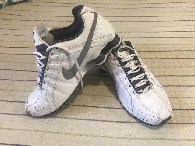 Tênis Nike shox Junior - Tamanho 41