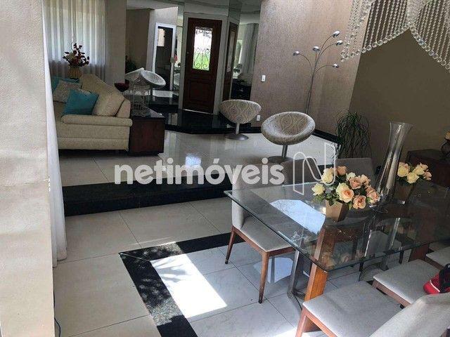 Casa à venda com 4 dormitórios em Trevo, Belo horizonte cod:338383 - Foto 4