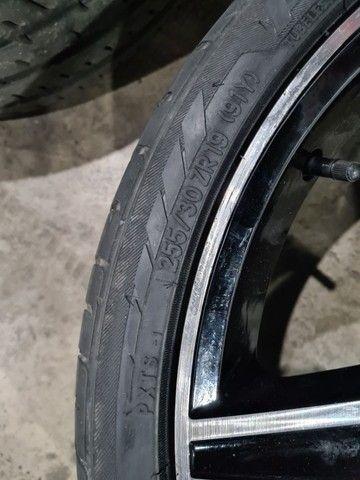 Jogo de Rodas Mercedes AMG Aro 19*Maravilhosas*Pneus Novos* - Foto 4