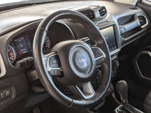 Jeep Renegade 1.8 Flex Longitude Automático 2019 Branco! - Foto 7