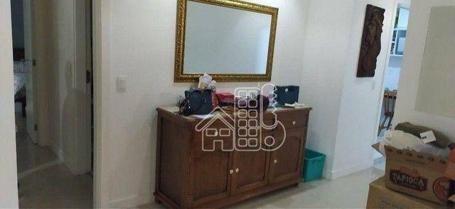 Apartamento com 3 dormitórios à venda, 98 m² por R$ 1.300.000,00 - Icaraí - Niterói/RJ - Foto 6
