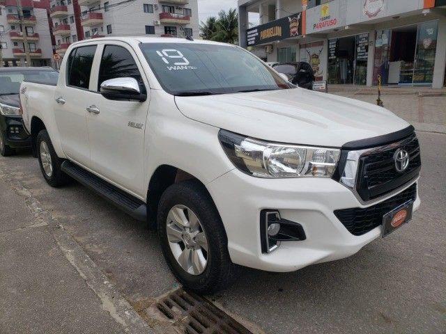 Toyota - Hilux 4X4 Diesel Mec - Foto 3