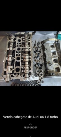 Cabeçote do Audi A4 1.8 turbo automático