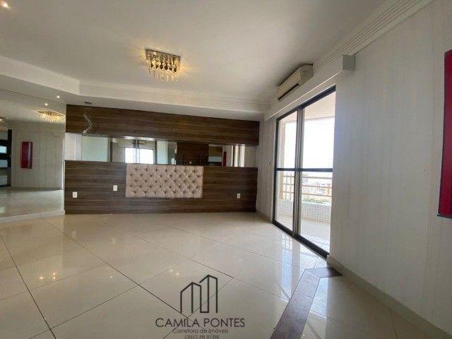 Apartamento à venda, 3 suítes, 164m², por 800 mil - Manaíra - João Pessoa-PB - Foto 3