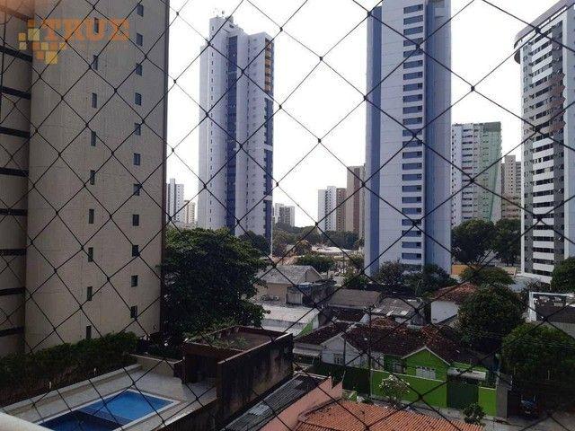 Apartamento com 4 quartos, 143 m² por R$ 780.000 - Espinheiro - Recife/PE - Foto 7