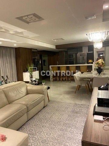 (RR) Apartamento com 3 dormitórios, 1 suite e 2 vagas no Estreito, Florianópolis. - Foto 2