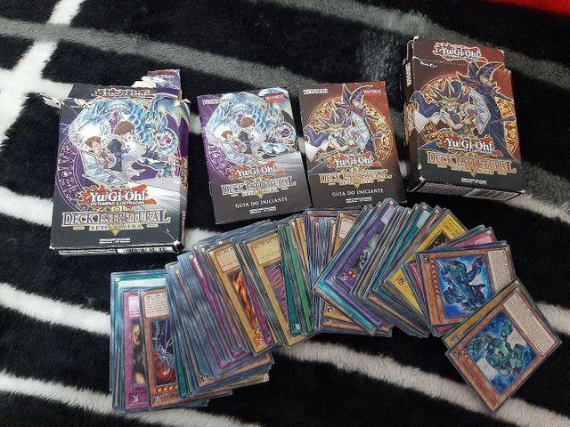 Deck de cartas do yu-gi-oh - Foto 2