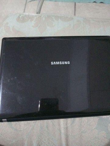 Vendo notebook Samsung usado