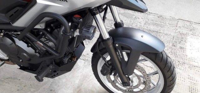 Honda NC 750x Abs *parcelo - Foto 2
