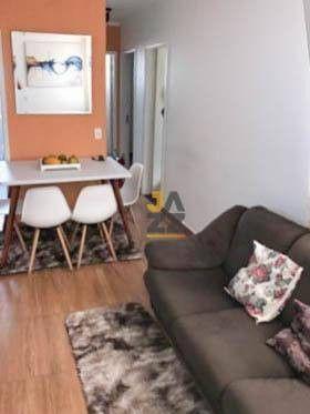 Apartamento à venda, Parque Bandeirantes I (Nova Veneza), Sumaré. - Foto 2