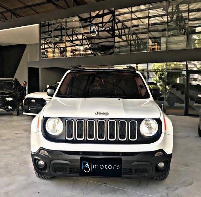 Jeep Renegade 2.0 Turbo Diesel Sport 4x4 Aut 2015/2016