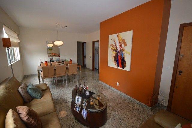 Sion venda apartamento 3 qts 122m²  varanda 2 vgs - Foto 5