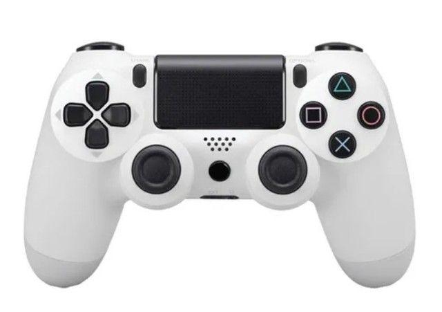 Controle Sem Fio Compatível Ps4 Playstation 4 Dualshock 4 - Foto 2