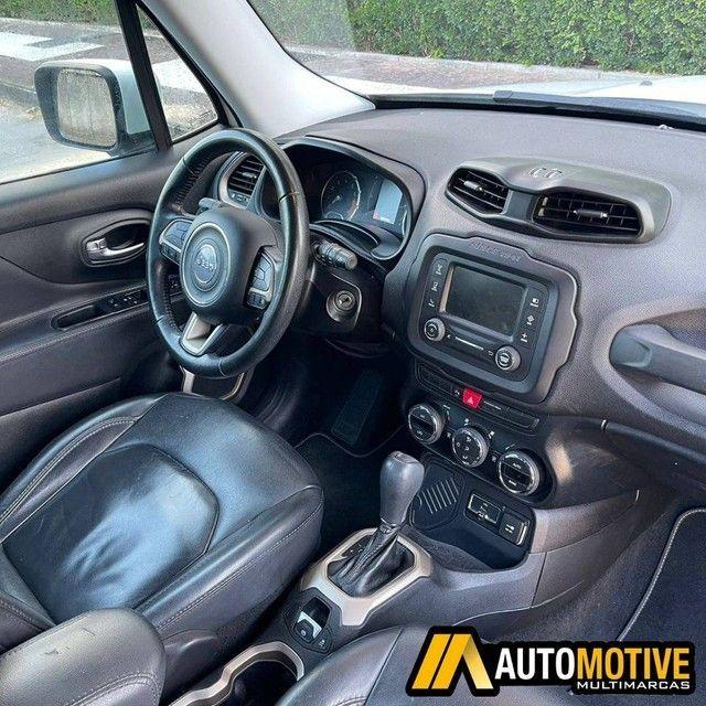 RENEGADE 2015/2016 1.8 16V FLEX LONGITUDE 4P AUTOMÁTICO - Foto 5