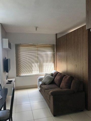 Apartamento Mobiliado (Studio) 1 Quarto - c/ Garagem - Próximo Parque Mãe Bonifácia - Foto 8