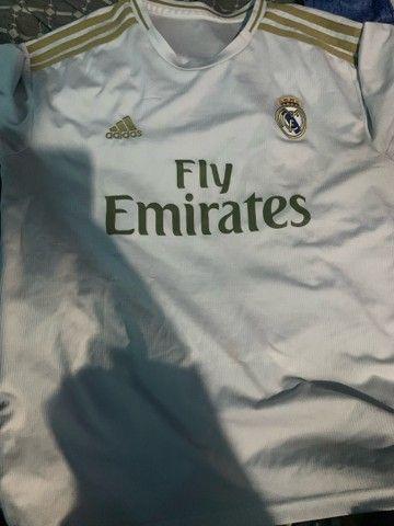camisa do real madrid original