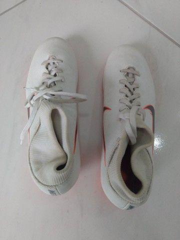 Vendo chuteira Nike mercurial - Foto 3