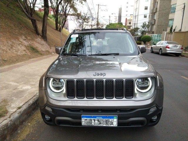 Jeep Renegade Limited 1.8 Único Dono - Garantia de Fábrica - 3.203km