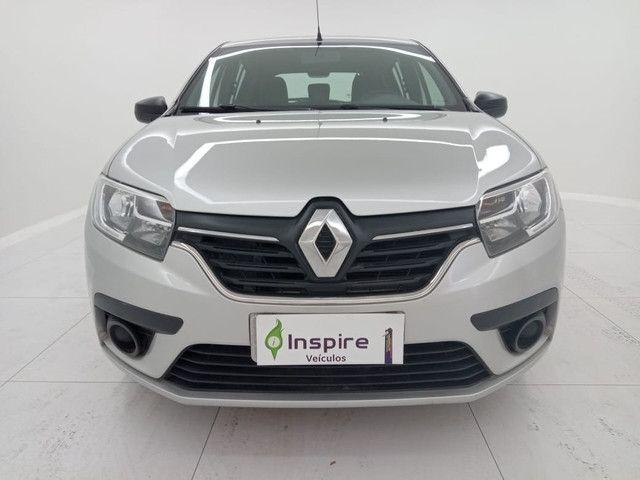 Renault Sandero 2020 Completo Flex - Foto 3