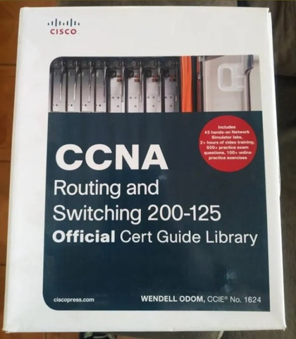 Kit Ccna Routing And Switching 200-125 - Foto 2