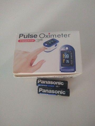 Oxímetro novo ( Acompanha pilhas)