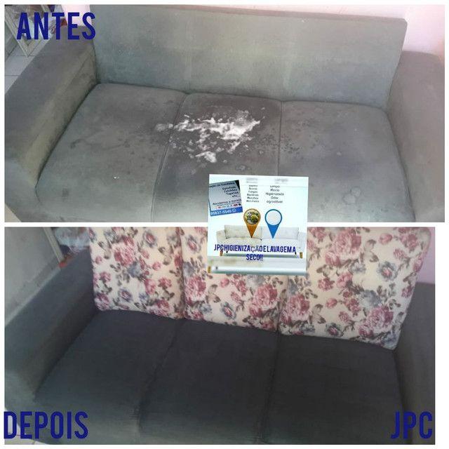JPC Higienização E Lavagem a seco  - Foto 4