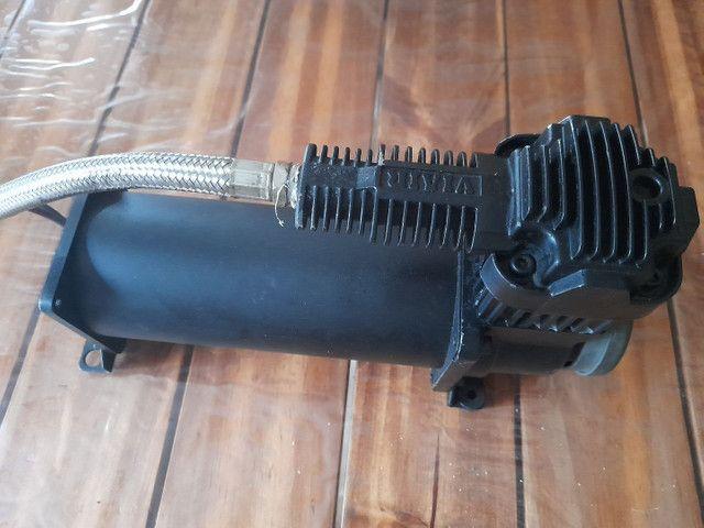 Compressor Suspensao a Ar Viair Usado!!! - Foto 5