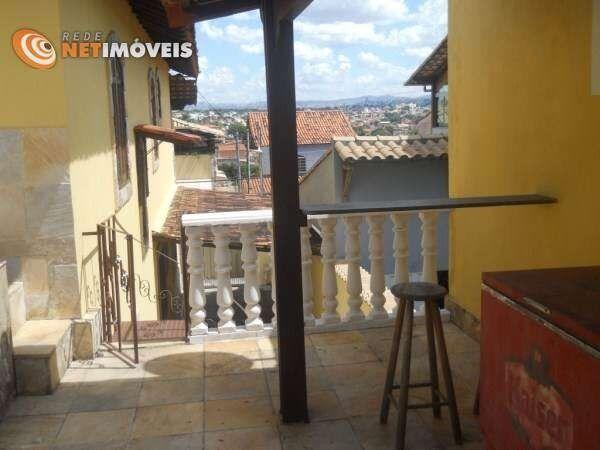Casa de condomínio à venda com 4 dormitórios em Rio branco, Belo horizonte cod:470529 - Foto 16