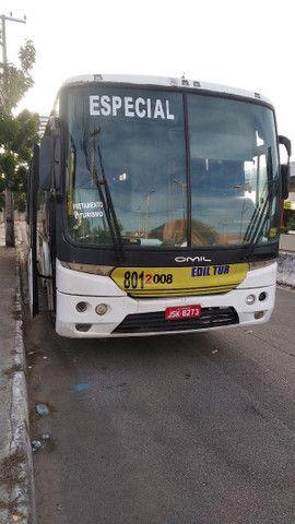 Vendo Ônibus Rodoviário - Foto 2