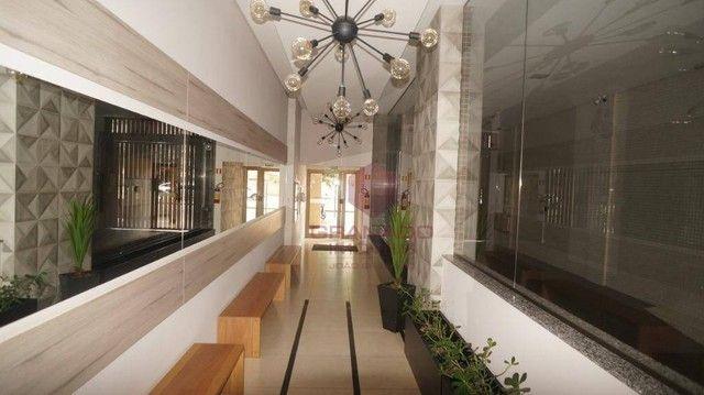 Apartamento com 1 dormitório para alugar, 45 m² por R$ 1.350,00/mês - Zona 07 - Maringá/PR - Foto 16