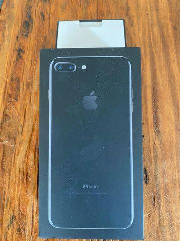 Iphone 7 Plus 128GB sem fone de ouvido. Sem detalhes. Bateria Nova - Foto 3